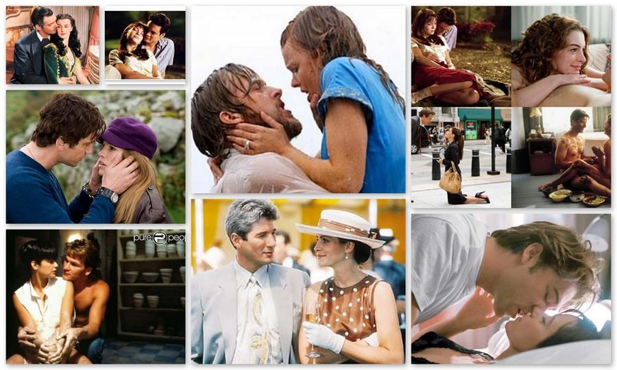 подборка романтических фильмов