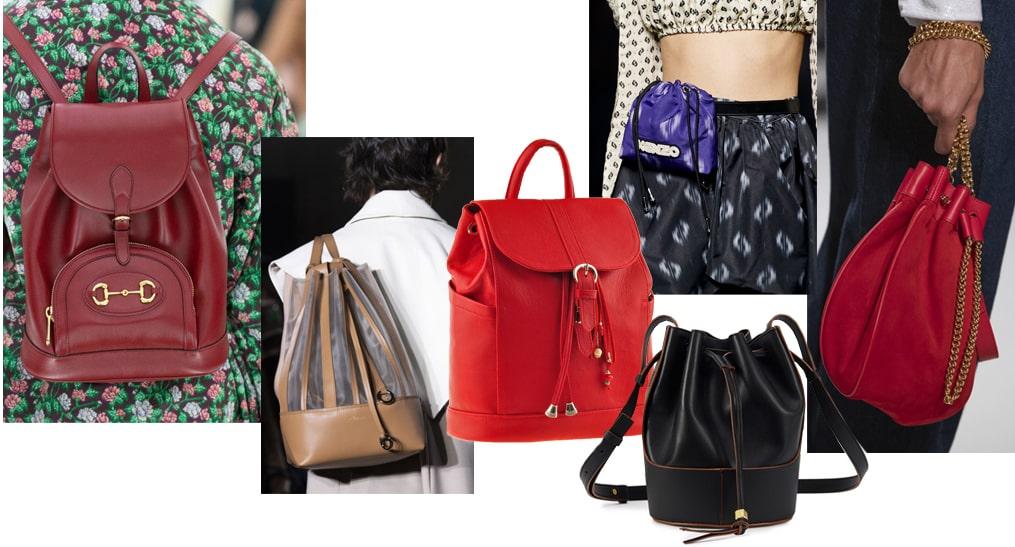 Модные женские сумки, клатчи   547x1015