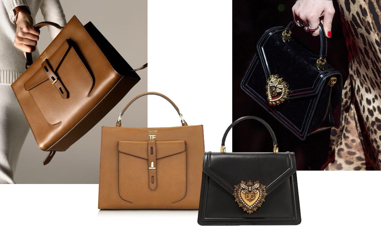Сумка от Dolce & Gabbana и Том Форд