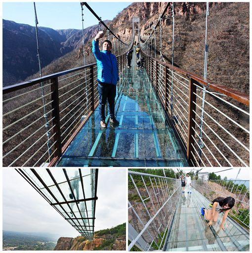 мост из стекла в китае фото
