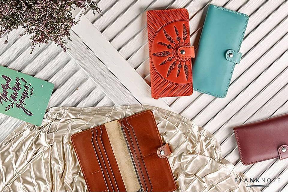 какое выбрать портмоне?