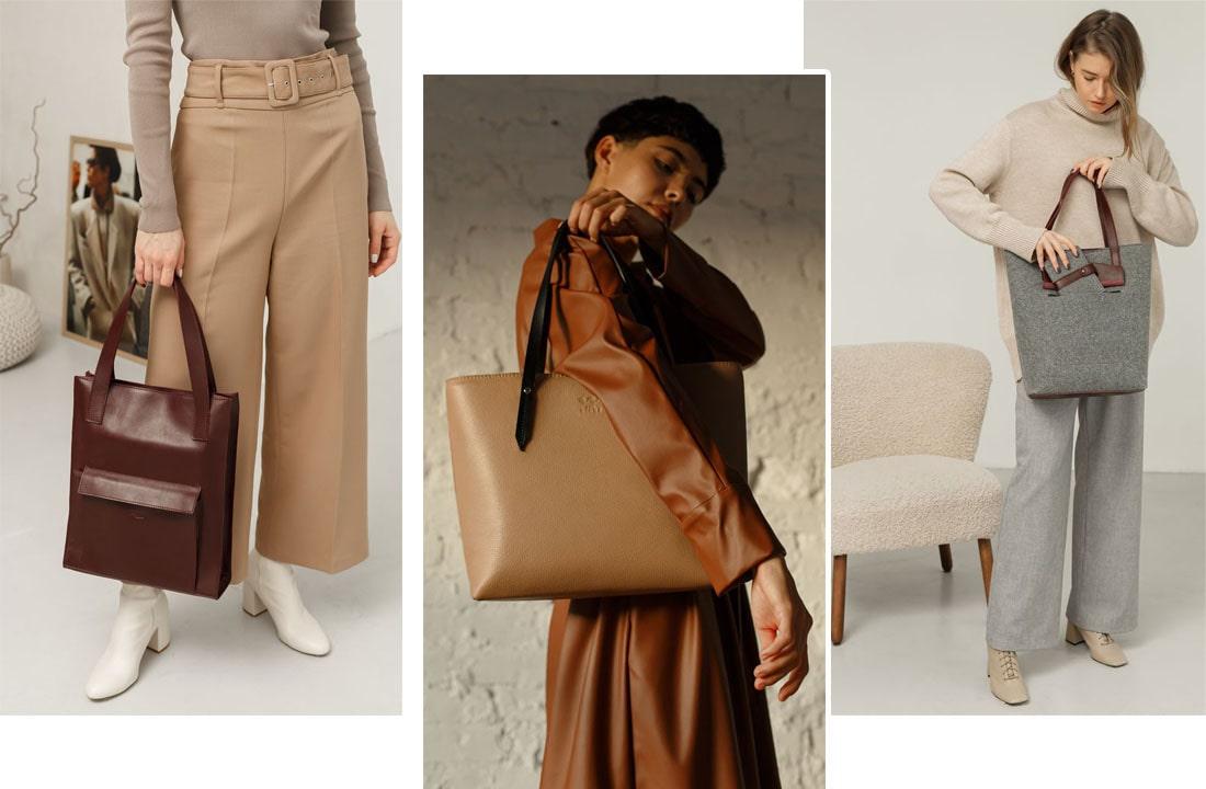модные шопперы