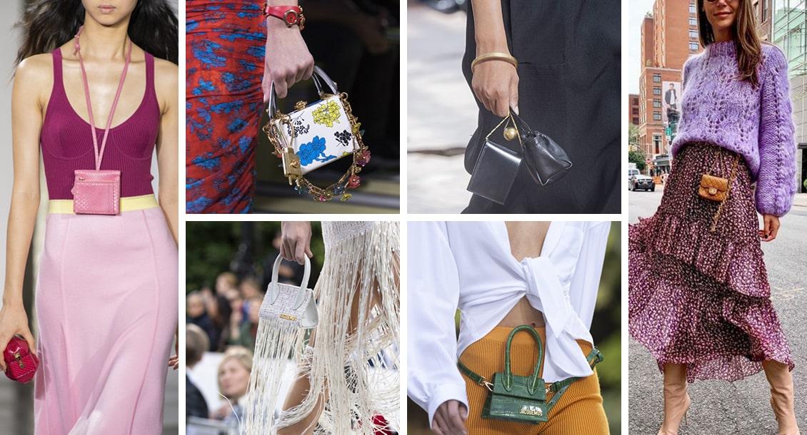 Маленькие сумки 2019