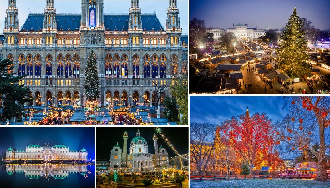 Венская рождественская ярмарка