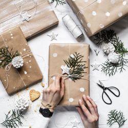 Упаковываем подарки к Новому году: идеи, тонкости, нюансы