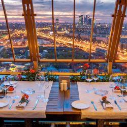 Рестораны Киева с панорамным видом