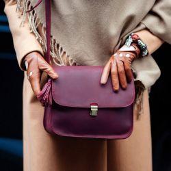 Кожаные сумочки «Амели» и романтика Монмартра