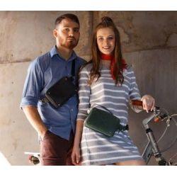 Поясная сумка – главный тренд уличной моды