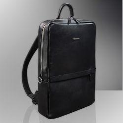 Обзор на кожаный мужской рюкзак Foster