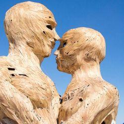 «Горящий» заказ от людей в пустыни «Burning Man»
