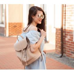Обзор нового городского кожаного рюкзака Олсен от BlankNote