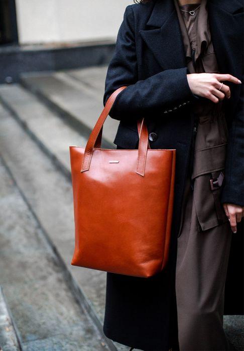 72f890d93389 Сумка шоппер, купить кожаные шопперы в Киеве, Украина - BlankNote