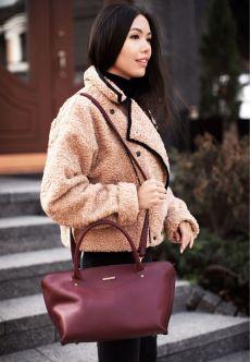 Женская сумка Midi Виноград