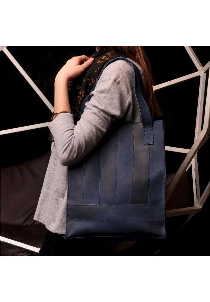 eb05a7e09ea1 Сумка шоппер Бэтси синяя Ночное небо (BN-BAG-10-nn) купить в Киеве ...