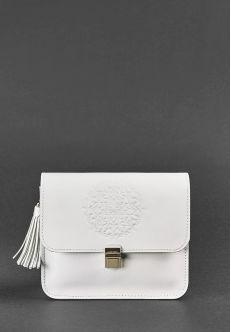 Бохо-сумка Лилу Белый