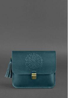 Бохо-сумка Лилу Малахит