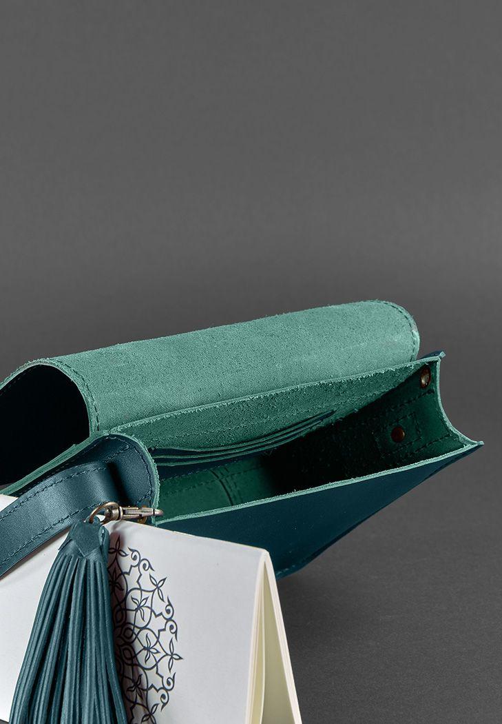 57d3a7d6885c Бохо-сумка Лилу Малахит (BN-BAG-3-malachite) купить в Киеве