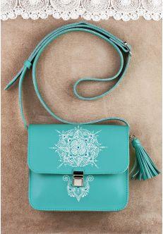 Бохо-сумка Лилу Тиффани с художественной росписью