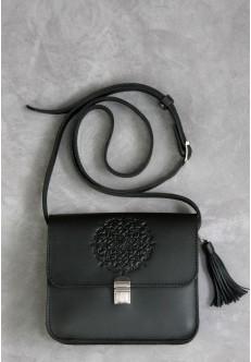 Бохо-сумка Лилу графит