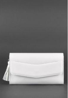Белая сумка Элис
