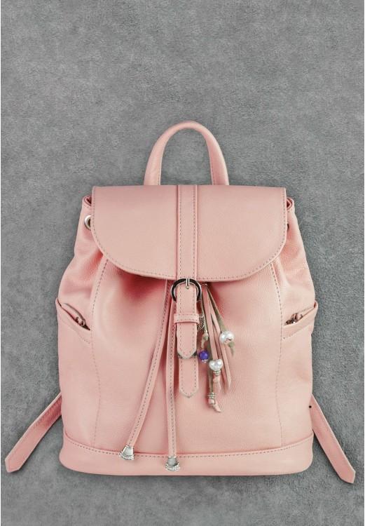 Фото Кожаный рюкзак Олсен барби BlankNote