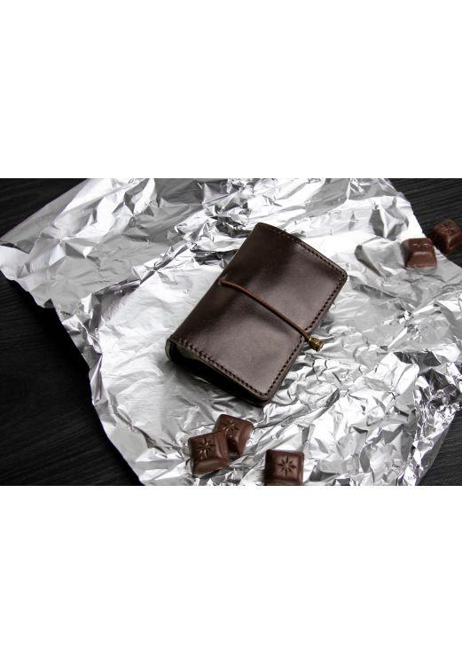 Фото Кард-кейс 7.0 Шоколад BlankNote
