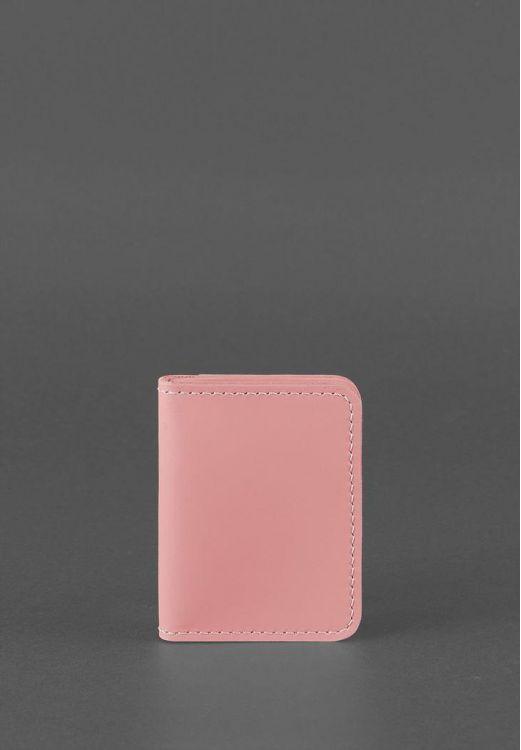 Фото Кард-кейс 4.0 (с окошком) Розовый BlankNote
