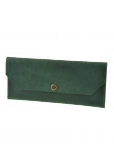Клатч-конверт Изумруд