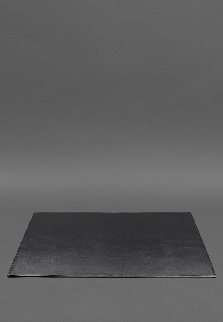 Фото Накладка на стол руководителя - Кожаный бювар 1.0 Черный