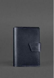 Обложка Для Паспорта 4.0 Темно-Синий