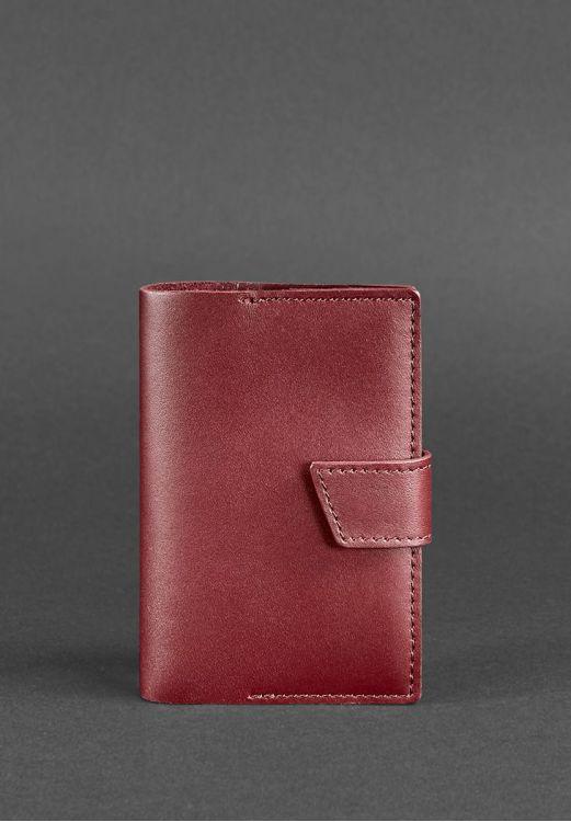 Фото Обложка для паспорта 4.0 Виноград BlankNote