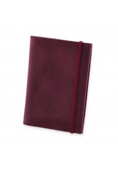 Обложка для паспорта 1.0 Виноград (кожа) + блокнотик