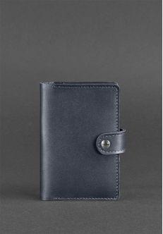 Обложка Для Паспорта 3.0 Темно-Синий