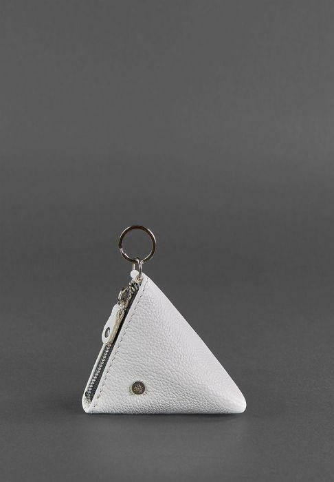 Фото Монетница 2.0 пирамида, белый
