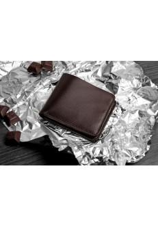 Портмоне 4.1 (4 кармана) Шоколад