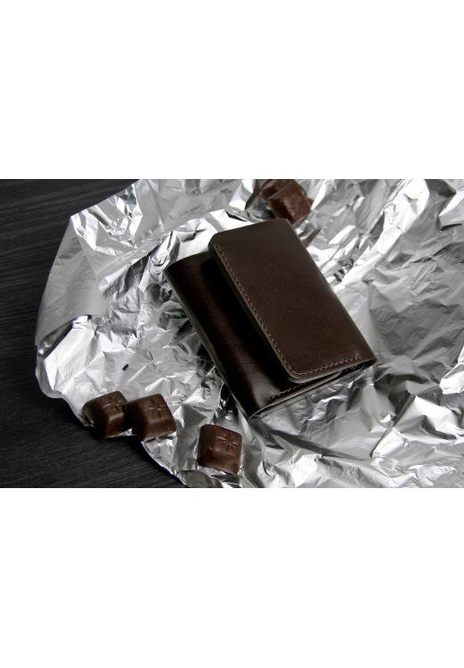 Фото Портмоне 5.0 (трипл) Шоколад BlankNote