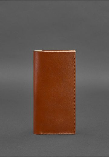 Кожаный тревел-кейс 3.1 светло-коричневый