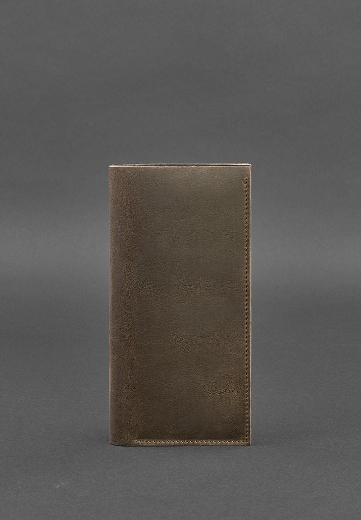 Фото Кожаный тревел-кейс 3.1 темно-коричневый BlankNote