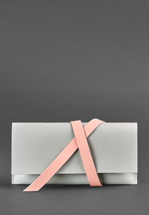 Фото Тревел-кейс 1.0 Серый-розовый BlankNote