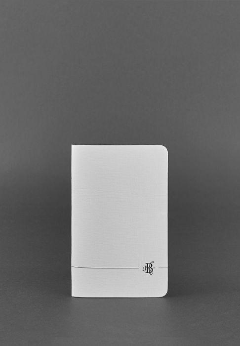 Фото Тетрадь для софт-бука без принта (Черная, Мини) BlankNote