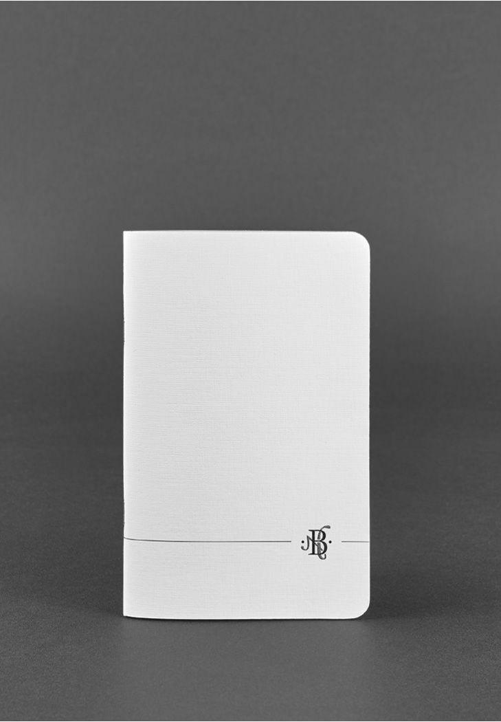 Фото Тетрадь для софт-бука без принта  (Молочная, Стандарт) BlankNote