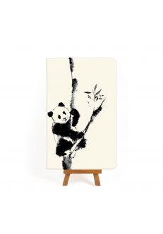 Тетрадь Панда: черно-белые зарисовки #1