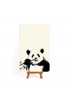 Тетрадь Панда: черно-белые зарисовки #2