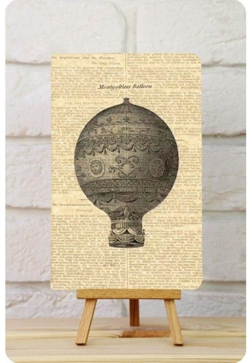 """Тетрадь """"Воздушные шары. История №1"""""""