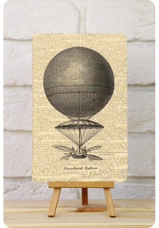 """Фото Тетрадь """"Воздушные шары. История №3"""" BlankNote"""