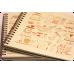 "Фото Кулинарная книга  ""Cookbook"" + комплект наклеек BlankNote"