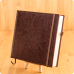 """Фото Кук-бук для записи рецептов """"Книга кулинарных секретов"""" в индивидуальной обложке BlankNote"""