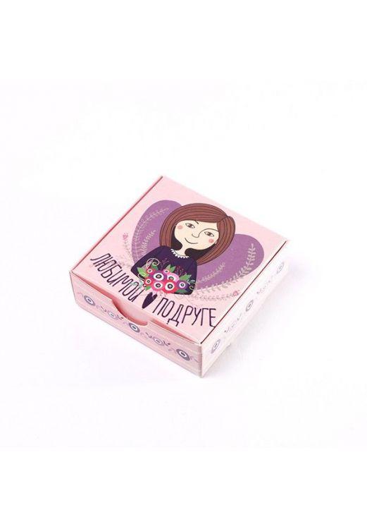 """Фото Шоколадный набор """"Для любимой подруги"""" BlankNote"""
