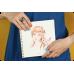 "Фото Альбом для рисования ""Лиза и Макар"", 40л BlankNote"