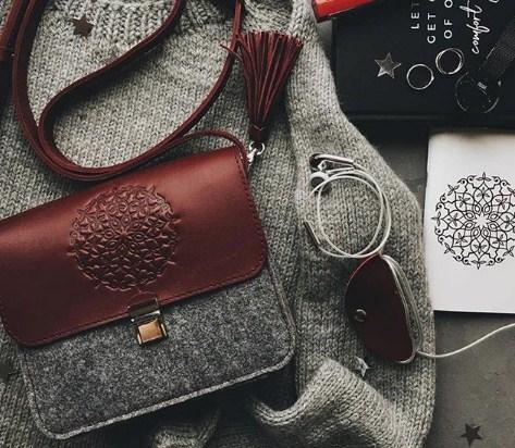 украинские производители кожаных сумок